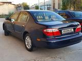 Nissan Maxima 2002 года за 2 800 000 тг. в Туркестан – фото 2