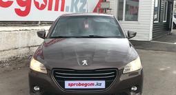 Peugeot 301 2014 года за 3 240 000 тг. в Караганда – фото 3