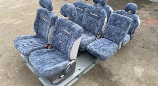 Комплект сидений на мицубиси делику булку за 120 000 тг. в Алматы
