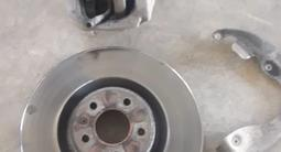 Супорт колодки диск тормозной щитки шланги тормозная система ауди за 250 000 тг. в Нур-Султан (Астана)