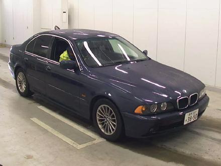 Ручки двери на BMW Е39 за 10 000 тг. в Нур-Султан (Астана)