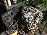 Двигатель на Митсубиси Паджеро 3, 4 за 1 081 350 тг. в Алматы