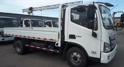 Foton  BJ1088 с грузоподъёмностью 5 тонн 2018 года за 9 500 000 тг. в Алматы – фото 2