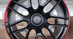 Новые диски/AMG r22 за 550 000 тг. в Алматы – фото 3