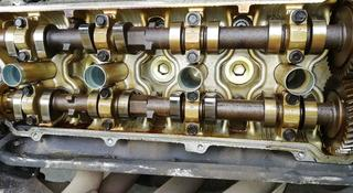 Головка двигателя тойота превия 2.4. ГБЦ в Алматы