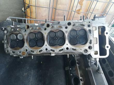 Головка двигателя тойота превия 2.4. ГБЦ в Алматы – фото 2