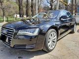 Audi A8 2011 года за 9 999 999 тг. в Алматы – фото 2