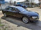 Audi A8 2011 года за 9 999 999 тг. в Алматы – фото 3