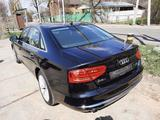 Audi A8 2011 года за 9 999 999 тг. в Алматы – фото 4