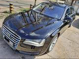 Audi A8 2011 года за 9 999 999 тг. в Алматы – фото 5