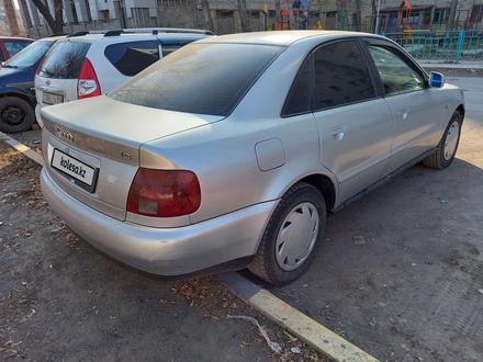 Audi A4 1996 года за 1 650 000 тг. в Караганда – фото 3