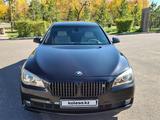 BMW 750 2009 года за 7 900 000 тг. в Нур-Султан (Астана) – фото 2