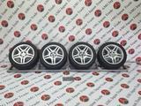 Комплект колёс r18 на Mercedes benz w220 s55 AMG Compressor за 336 856 тг. в Владивосток