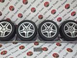 Комплект колёс r18 на Mercedes benz w220 s55 AMG Compressor за 336 856 тг. в Владивосток – фото 3