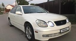 Lexus GS 300 1999 года за 3 100 000 тг. в Алматы