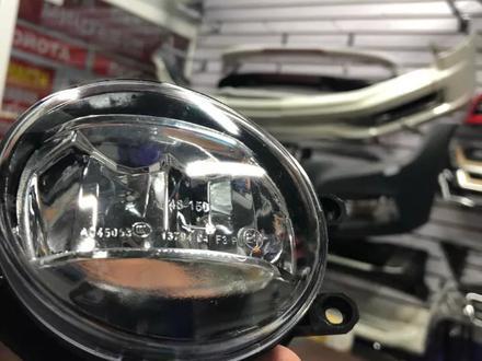 Противотуманная фара LED (ПТФ, противотуманка) Toyota, Lexus за 20 000 тг. в Алматы – фото 3