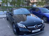 Mercedes-Benz C 180 2019 года за 19 500 005 тг. в Нур-Султан (Астана) – фото 2