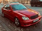 Mercedes-Benz C 32 AMG 2003 года за 3 800 000 тг. в Алматы