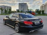 Mercedes-Benz E 200 2014 года за 9 300 000 тг. в Алматы – фото 2