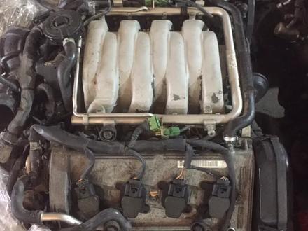 Двигатель и Акпп на Touareg 4.2 контрактные 2005 за 600 000 тг. в Алматы – фото 2