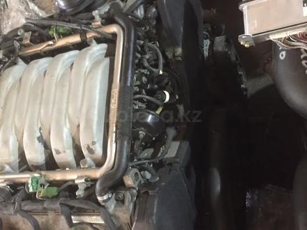 Двигатель и Акпп на Touareg 4.2 контрактные 2005 за 600 000 тг. в Алматы – фото 3