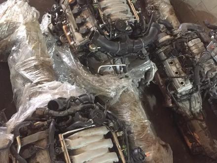 Двигатель и Акпп на Touareg 4.2 контрактные 2005 за 600 000 тг. в Алматы – фото 4