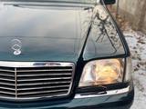 Mercedes-Benz S 420 1997 года за 3 500 000 тг. в Шымкент – фото 3