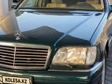 Mercedes-Benz S 420 1997 года за 3 500 000 тг. в Шымкент – фото 4