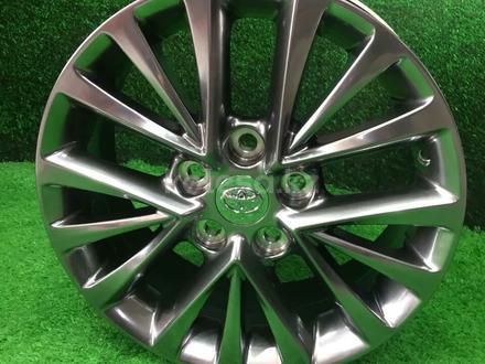 Новые авто диски r16 Toyota Camry, Highlander, Lexus, rav4 за 95 000 тг. в Алматы – фото 2