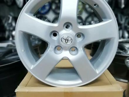Новые авто диски r16 Toyota Camry, Highlander, Lexus, rav4 за 95 000 тг. в Алматы – фото 3