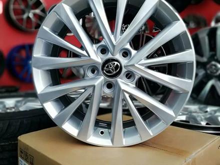 Новые авто диски r16 Toyota Camry, Highlander, Lexus, rav4 за 95 000 тг. в Алматы – фото 4