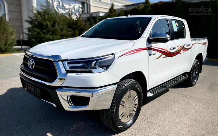 Toyota Hilux 2021 года за 17 800 000 тг. в Шымкент