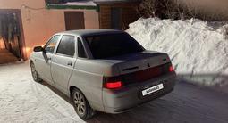ВАЗ (Lada) 2110 (седан) 2006 года за 1 250 000 тг. в Караганда – фото 5