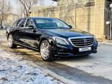 Mercedes-Maybach S 500 2016 года за 37 500 000 тг. в Алматы – фото 2
