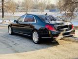Mercedes-Maybach S 500 2016 года за 37 500 000 тг. в Алматы – фото 4