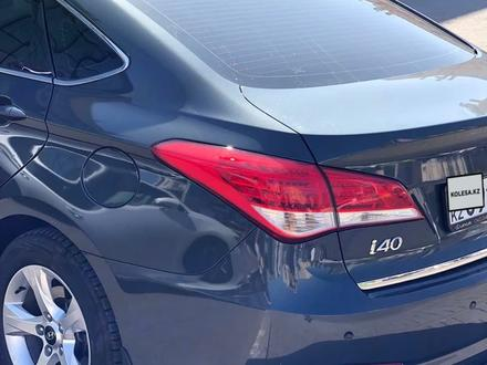Hyundai i40 2014 года за 5 500 000 тг. в Нур-Султан (Астана) – фото 5