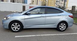Hyundai Accent 2013 года за 4 200 000 тг. в Нур-Султан (Астана) – фото 2