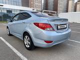 Hyundai Accent 2013 года за 4 200 000 тг. в Нур-Султан (Астана) – фото 3