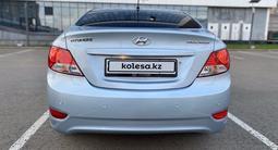 Hyundai Accent 2013 года за 4 200 000 тг. в Нур-Султан (Астана) – фото 4