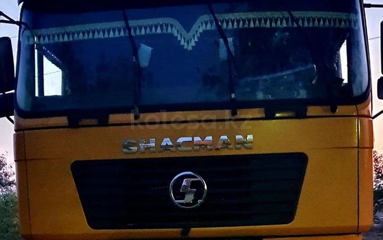 Shacman  336 2007 года за 9 000 000 тг. в Актобе