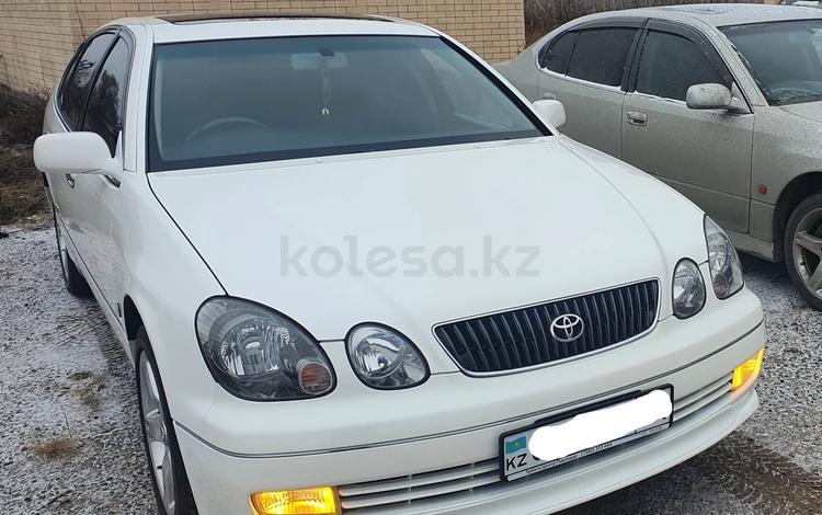 Toyota Aristo 2004 года за 5 555 555 тг. в Павлодар