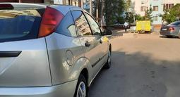 Ford Focus 2001 года за 1 450 000 тг. в Алматы – фото 3