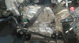 Двигатель Nissan X-Trail QR25 за 250 000 тг. в Алматы