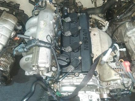 Двигатель Nissan X-Trail QR25 за 250 000 тг. в Алматы – фото 2