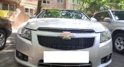 Chevrolet Cruze 2011 года за 3 500 000 тг. в Алматы