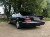 Mercedes-Benz S 320 1997 года за 3 300 000 тг. в Тараз – фото 5