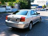 Toyota Avensis 2005 года за 3 650 000 тг. в Алматы