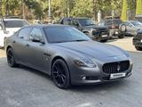 Maserati Quattroporte 2009 года за 13 300 000 тг. в Алматы