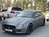 Maserati Quattroporte 2009 года за 13 300 000 тг. в Алматы – фото 3