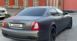 Maserati Quattroporte 2009 года за 13 300 000 тг. в Алматы – фото 5